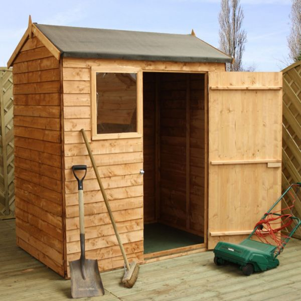 How To Build A Garden Storage Wood Shed The Joinery Plans Blog