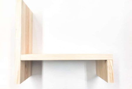 desktop organize pieces DIY