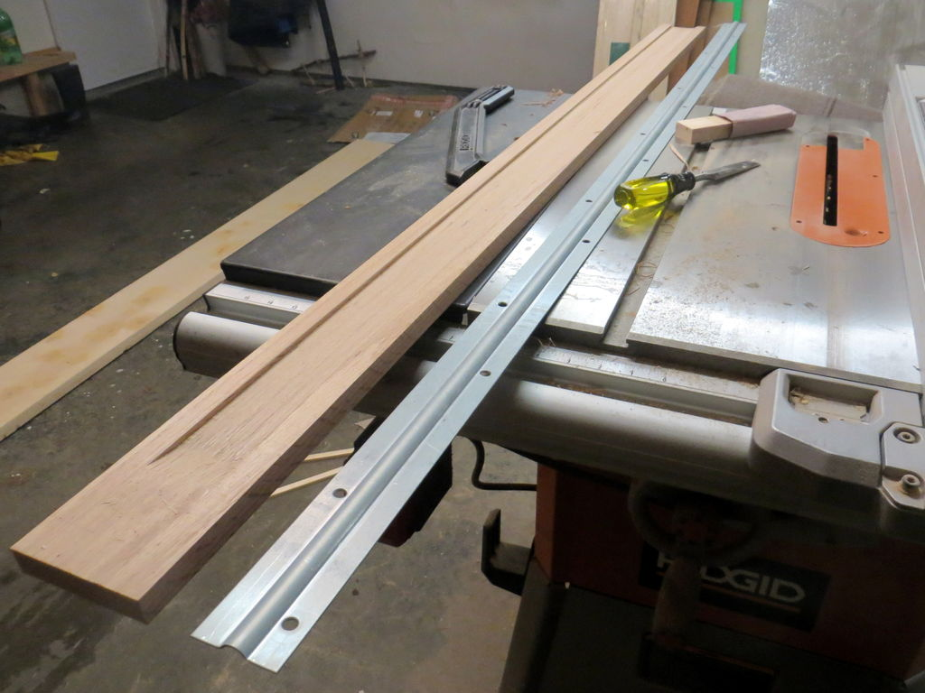 lower roller track