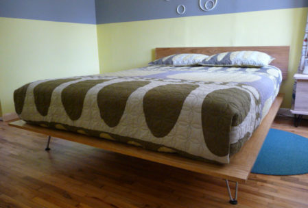 Furniture plan bed