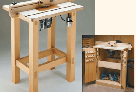 The Complete Guide For Building A Router Table The