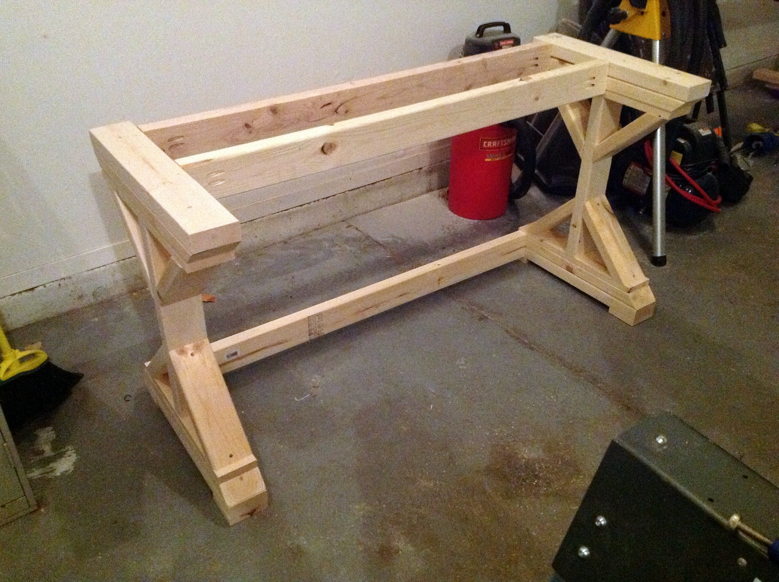 The Ultimate Woodworking Plan For A DIY Desk - The Joinery ...