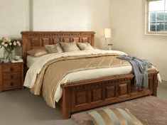 Woodworking Bed