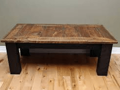 Woodworking Coffee Table