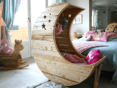 Woodworking Baby Crib