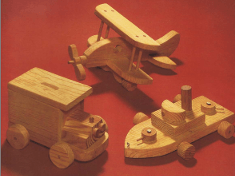 Woodworking Toy